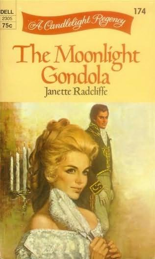 book cover of The Moonlight Gondola