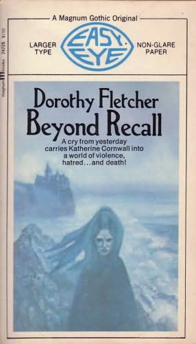 book cover of Beyond Recall