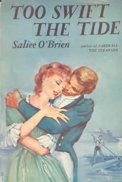 book cover of Too Swift the Tide