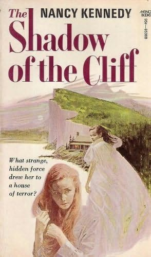 book cover of The Shadow of the Cliff