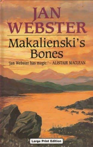 book cover of Makalienski\'s Bones