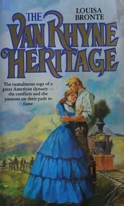 book cover of The Van Rhyme Heritage