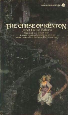 book cover of The Curse of Kenton