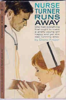book cover of Nurse Turner Runs Away
