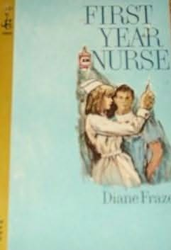 book cover of First Year Nurse