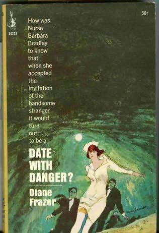 book cover of Date with Danger?