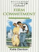 book cover of Firm Commitment
