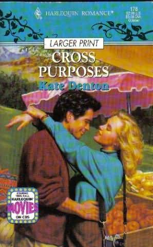 book cover of Cross Purposes