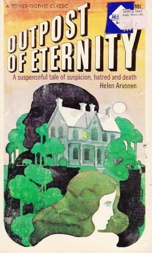 book cover of Outpost Of Eternity