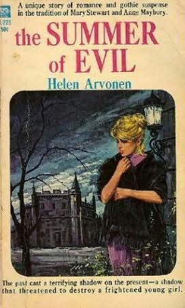 book cover of The Summer of Evil