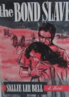 book cover of The Bond Slave