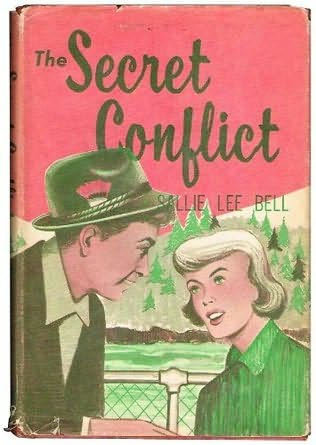 book cover of The Secret Conflict