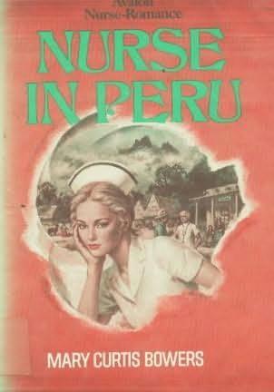 book cover of Nurse in Peru