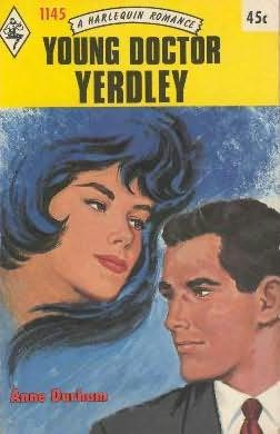 book cover of Young Doctor Yerdley