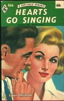 book cover of Hearts Go Singing