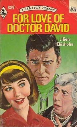 book cover of For Love of Doctor David