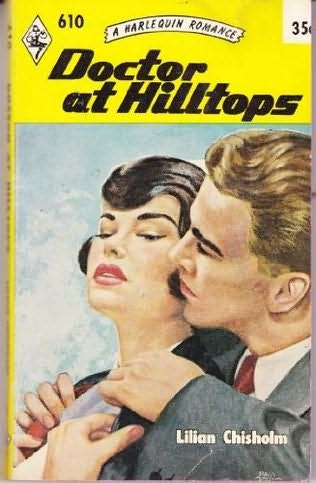 book cover of Doctor at Hilltops