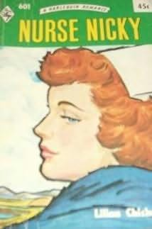 book cover of Nurse Nicky