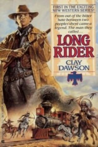book cover of Long Rider