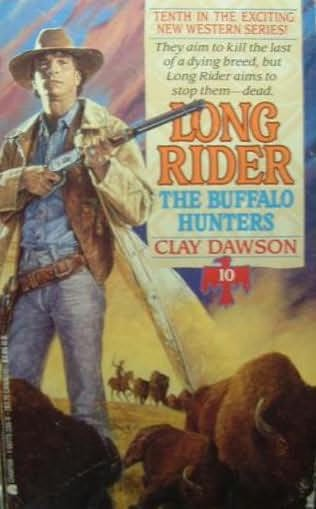 book cover of The Buffalo Hunters