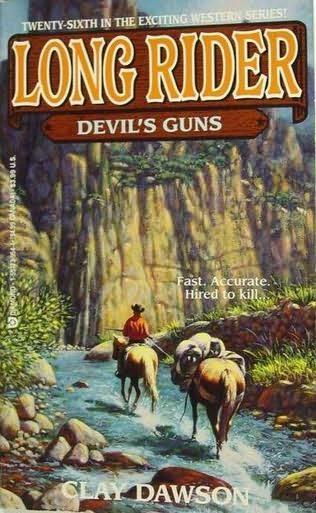 book cover of Devil\'s Guns