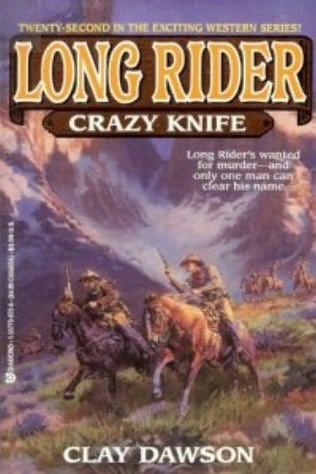 book cover of Crazy Knife