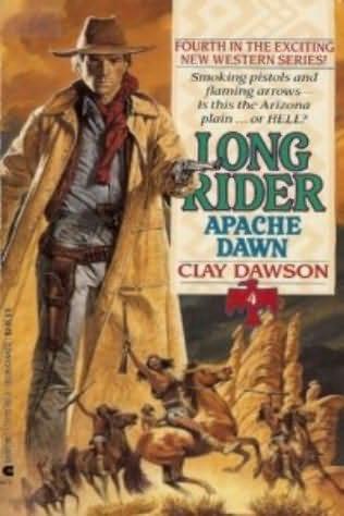 book cover of Apache Dawn