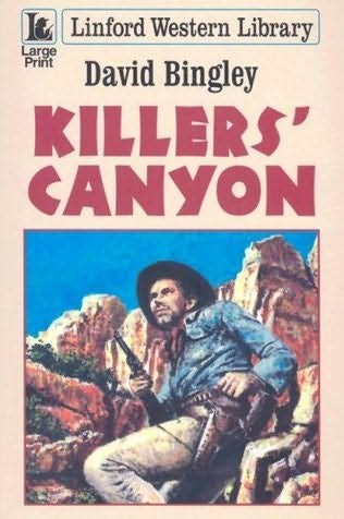 book cover of Killers\' Canyon