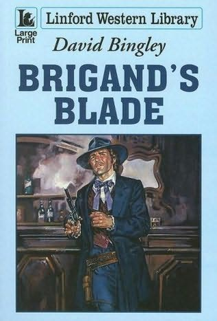 book cover of Brigand\'s Blade
