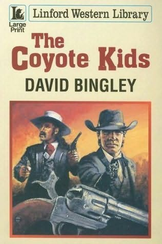 book cover of The Coyote Kids