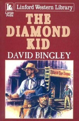 book cover of The Diamond Kid