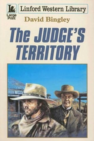 book cover of The Judge\'s Territory