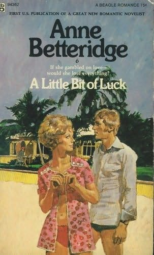 book cover of A Little Bit of Luck