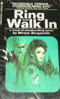 book cover of Ring and Walk in