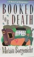 book cover of Booked for Death