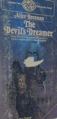book cover of The Devil\'s Dreamer