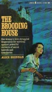 book cover of The Brooding House