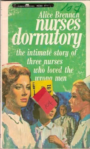 book cover of Nurses Dormitory