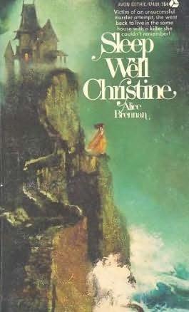 book cover of Sleep Well, Christine