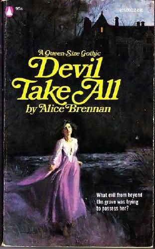 book cover of Devil Take All
