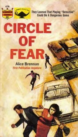book cover of Circle of Fear