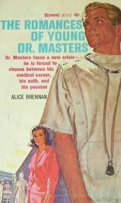 book cover of The Romances of Young Dr. Masters