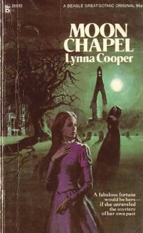 book cover of Moon Chapel