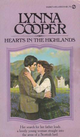book cover of Hearts in the Highlands