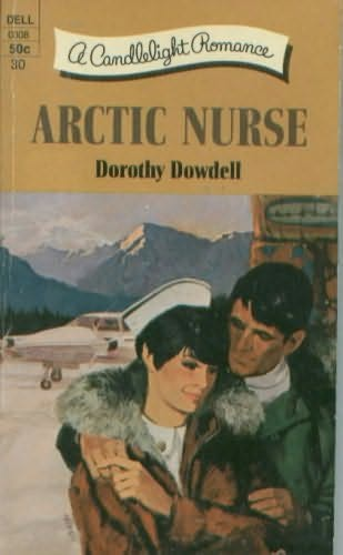 book cover of Arctic Nurse