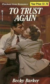 book cover of To Trust Again