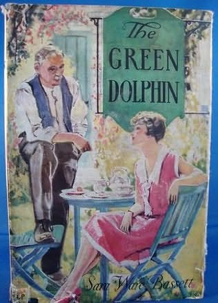 book cover of The Green Dolphin