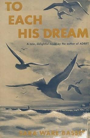 book cover of To Each His Dream