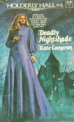 book cover of Deadly Nightshade