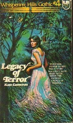 book cover of Legacy of Terror